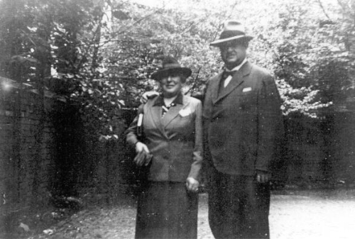 Jacob and Rosa Eisen