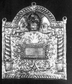 The breastplate of the Rosenfelder Family